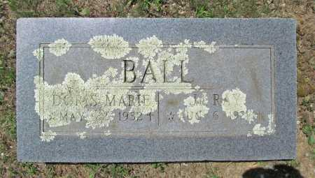 BALL, DORIS MAE - Madison County, Arkansas | DORIS MAE BALL - Arkansas Gravestone Photos