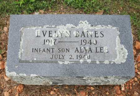 BANES, ALVA LEE - Madison County, Arkansas | ALVA LEE BANES - Arkansas Gravestone Photos