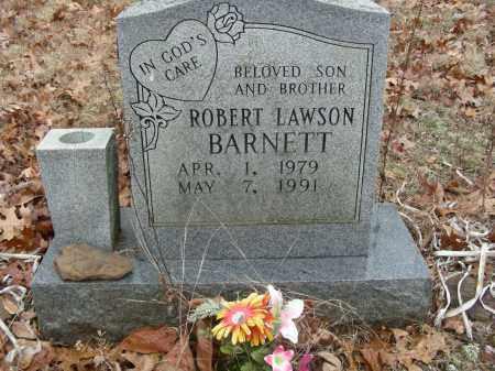 BARNETT, ROBERT LAWSON - Madison County, Arkansas | ROBERT LAWSON BARNETT - Arkansas Gravestone Photos