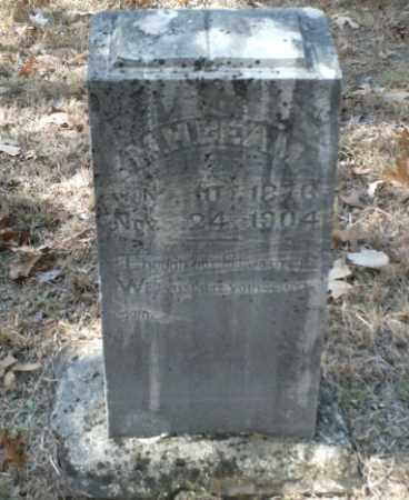 BEAM, M. H. - Madison County, Arkansas | M. H. BEAM - Arkansas Gravestone Photos