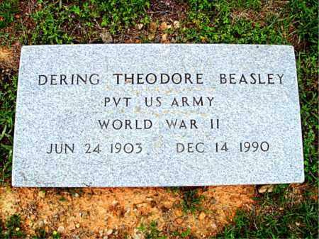 BEASLEY (VETERAN WWII), DERING THEODORE - Madison County, Arkansas | DERING THEODORE BEASLEY (VETERAN WWII) - Arkansas Gravestone Photos