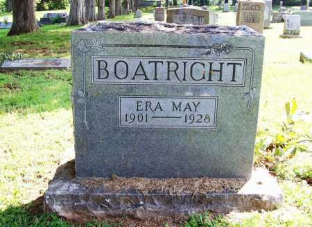 WITHROW BOATRIGHT, ERA MAY - Madison County, Arkansas | ERA MAY WITHROW BOATRIGHT - Arkansas Gravestone Photos