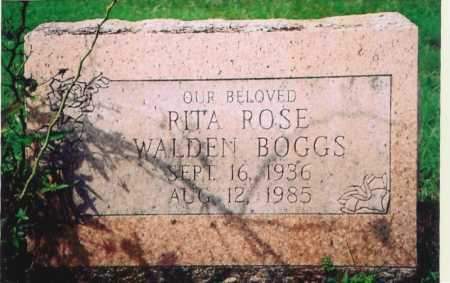 BOGGS, RITA ROSE - Madison County, Arkansas | RITA ROSE BOGGS - Arkansas Gravestone Photos