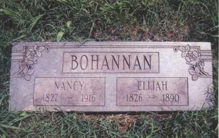 BOHANNAN, ELIJAH - Madison County, Arkansas | ELIJAH BOHANNAN - Arkansas Gravestone Photos