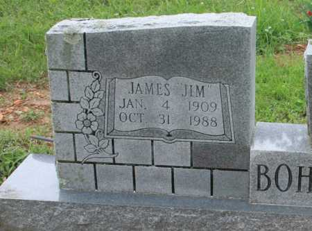 "BOHANNAN, JAMES ""JIM"" (CLOSEUP) - Madison County, Arkansas 