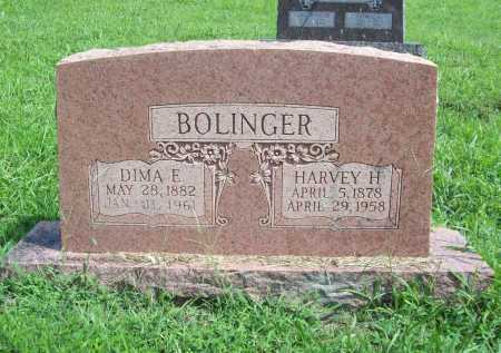 BOLINGER, HARVEY H. - Madison County, Arkansas | HARVEY H. BOLINGER - Arkansas Gravestone Photos