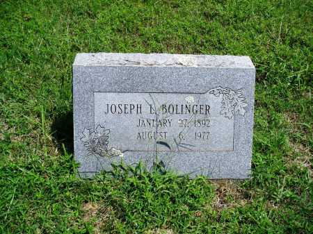 BOLINGER, JOSEPH L. - Madison County, Arkansas | JOSEPH L. BOLINGER - Arkansas Gravestone Photos