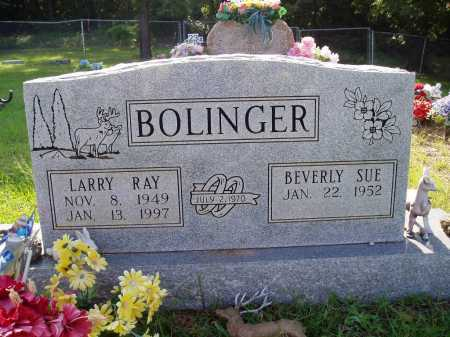 BOLINGER, LARRY RAY - Madison County, Arkansas | LARRY RAY BOLINGER - Arkansas Gravestone Photos