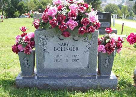 BOLINGER, MARY JOSEPHINE - Madison County, Arkansas | MARY JOSEPHINE BOLINGER - Arkansas Gravestone Photos