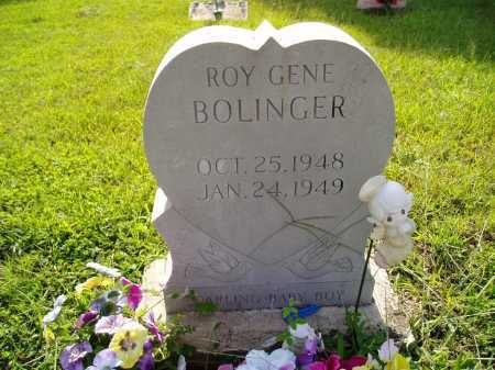 BOLINGER, ROY GENE - Madison County, Arkansas | ROY GENE BOLINGER - Arkansas Gravestone Photos
