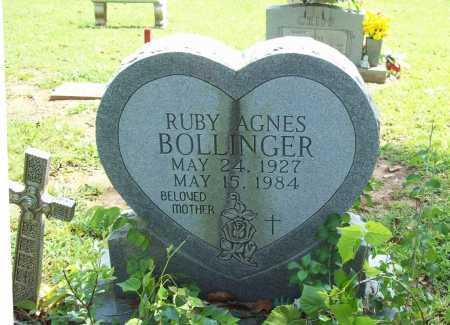 BOLINGER, RUBY AGNES - Madison County, Arkansas | RUBY AGNES BOLINGER - Arkansas Gravestone Photos