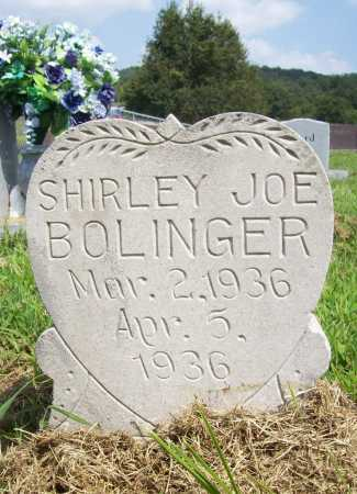 BOLINGER, SHIRLEY JOE - Madison County, Arkansas | SHIRLEY JOE BOLINGER - Arkansas Gravestone Photos