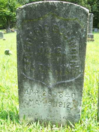 BOLINGER (VETERAN UNION), FREDERIC - Madison County, Arkansas | FREDERIC BOLINGER (VETERAN UNION) - Arkansas Gravestone Photos