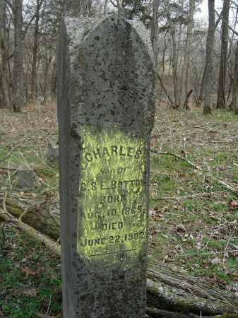 BOTTOM(S), CHARLES - Madison County, Arkansas | CHARLES BOTTOM(S) - Arkansas Gravestone Photos