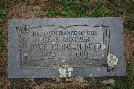 BOYD, JOSIE - Madison County, Arkansas | JOSIE BOYD - Arkansas Gravestone Photos