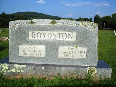 MORRIS BOYDSTON, PEARL - Madison County, Arkansas | PEARL MORRIS BOYDSTON - Arkansas Gravestone Photos