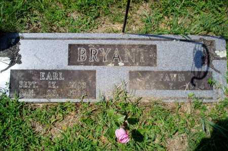 BRYANT, EARL - Madison County, Arkansas | EARL BRYANT - Arkansas Gravestone Photos
