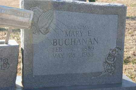 BUCHANAN, MARY E. - Madison County, Arkansas | MARY E. BUCHANAN - Arkansas Gravestone Photos