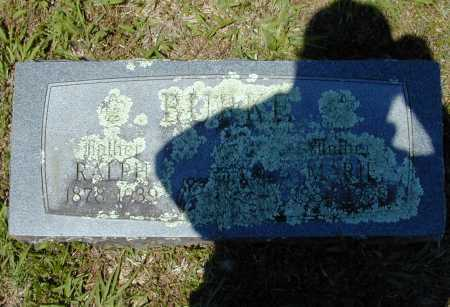 BURKE, RALPH - Madison County, Arkansas | RALPH BURKE - Arkansas Gravestone Photos