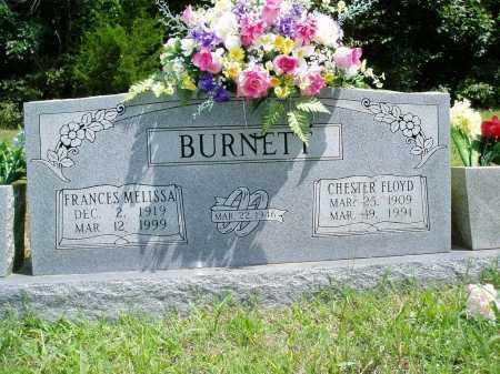 BURNETT, FRANCES MELISSA - Madison County, Arkansas | FRANCES MELISSA BURNETT - Arkansas Gravestone Photos