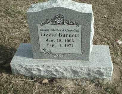 SMITH BURNETT, ELIZABETH  LIZZIE - Madison County, Arkansas | ELIZABETH  LIZZIE SMITH BURNETT - Arkansas Gravestone Photos