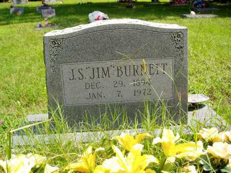 "BURNETT, JAMES SHERMAN ""JIM"" - Madison County, Arkansas 