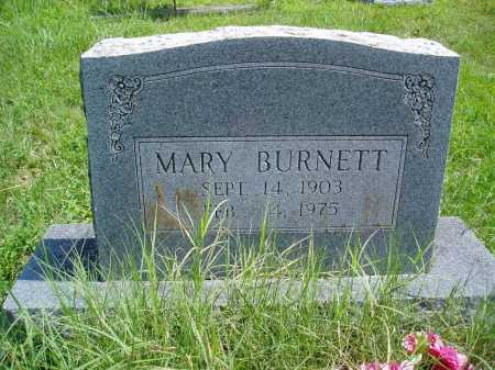 BURNETT, MARY - Madison County, Arkansas | MARY BURNETT - Arkansas Gravestone Photos