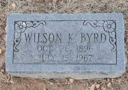 BYRD, WILSON K. - Madison County, Arkansas | WILSON K. BYRD - Arkansas Gravestone Photos