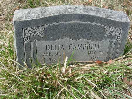 CAMPBELL, ADELIA 'DELIA' BELLE - Madison County, Arkansas | ADELIA 'DELIA' BELLE CAMPBELL - Arkansas Gravestone Photos