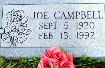 CAMPBELL, JOE B. - Madison County, Arkansas | JOE B. CAMPBELL - Arkansas Gravestone Photos