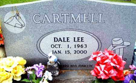 CARTMELL, DALE LEE - Madison County, Arkansas | DALE LEE CARTMELL - Arkansas Gravestone Photos