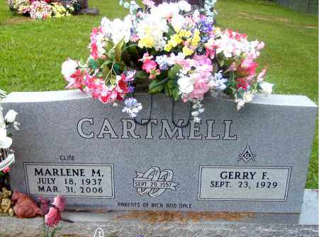 CARTMELL, MARLENE M. - Madison County, Arkansas | MARLENE M. CARTMELL - Arkansas Gravestone Photos
