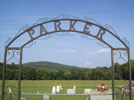 *PARKER-BOYDSTUN CEMETERY GATE,  - Madison County, Arkansas |  *PARKER-BOYDSTUN CEMETERY GATE - Arkansas Gravestone Photos