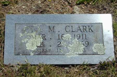 EUBANKS CLARK, OLA MARIE - Madison County, Arkansas | OLA MARIE EUBANKS CLARK - Arkansas Gravestone Photos