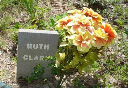 CLARK, RUTH - Madison County, Arkansas | RUTH CLARK - Arkansas Gravestone Photos