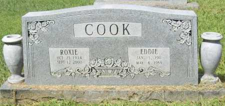 COOK, ROXIE - Madison County, Arkansas | ROXIE COOK - Arkansas Gravestone Photos
