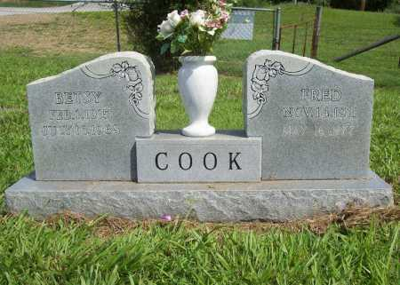 COOK, FRED - Madison County, Arkansas | FRED COOK - Arkansas Gravestone Photos