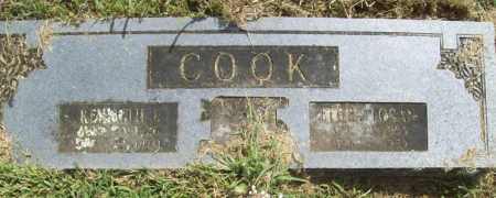 RANDALL COOK, ETHEL - Madison County, Arkansas | ETHEL RANDALL COOK - Arkansas Gravestone Photos