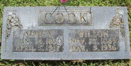 COOK, WILSON - Madison County, Arkansas | WILSON COOK - Arkansas Gravestone Photos