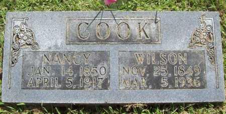 COOK, NANCY - Madison County, Arkansas | NANCY COOK - Arkansas Gravestone Photos