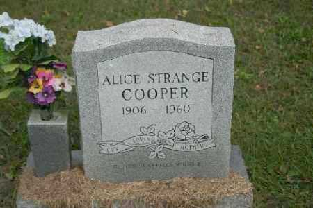 COOPER, ALICE - Madison County, Arkansas | ALICE COOPER - Arkansas Gravestone Photos