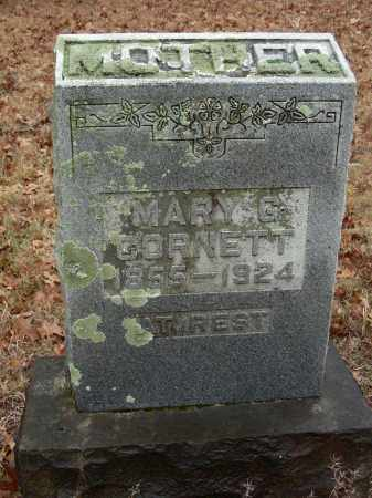 CORNETT, MARY G. - Madison County, Arkansas | MARY G. CORNETT - Arkansas Gravestone Photos