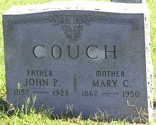 JONES COUCH, MARY CAROLINE - Madison County, Arkansas | MARY CAROLINE JONES COUCH - Arkansas Gravestone Photos