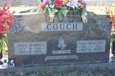 COUCH, RITA MINGTOY - Madison County, Arkansas | RITA MINGTOY COUCH - Arkansas Gravestone Photos