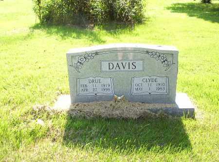 DAVIS, CLYDE RAY - Madison County, Arkansas | CLYDE RAY DAVIS - Arkansas Gravestone Photos