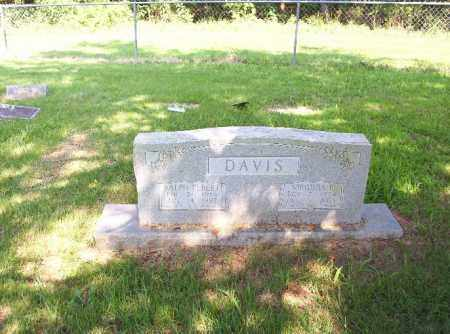 FLENAGIN DAVIS, VIRGINIA - Madison County, Arkansas | VIRGINIA FLENAGIN DAVIS - Arkansas Gravestone Photos