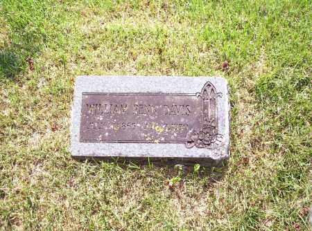 DAVIS, WILLIAM PENN - Madison County, Arkansas | WILLIAM PENN DAVIS - Arkansas Gravestone Photos