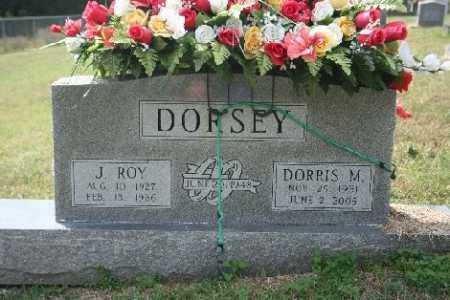 DORSEY, JAMES ROY - Madison County, Arkansas | JAMES ROY DORSEY - Arkansas Gravestone Photos