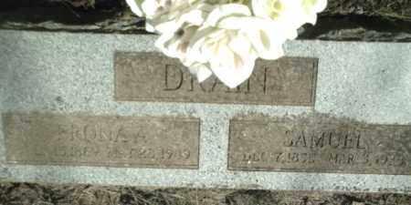 GARDNER DRAIN, SAFRONA ALICE - Madison County, Arkansas   SAFRONA ALICE GARDNER DRAIN - Arkansas Gravestone Photos