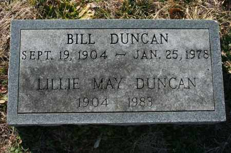DUNCAN, LILLIE MAY - Madison County, Arkansas | LILLIE MAY DUNCAN - Arkansas Gravestone Photos